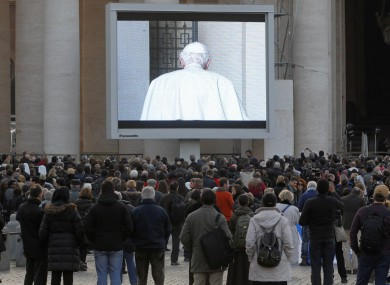 The departure of Pope Benedict XVI leads a vacancy that over 100 cardinals must fill