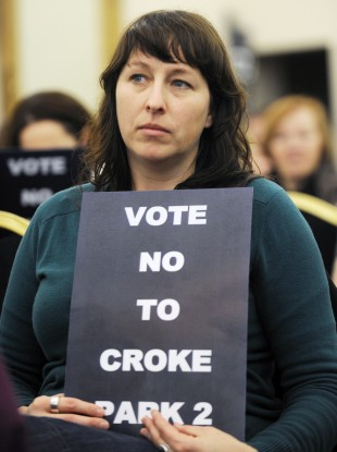 Education workers against Croke Park 2.