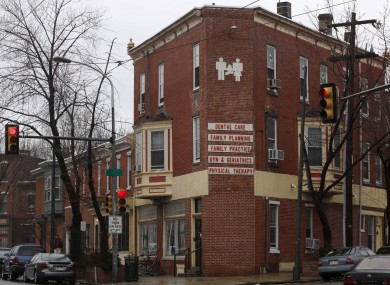 The Women's Medical Society in Philadelphia, where abortion doctor Kermit Gosnell worked (file photo).