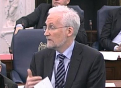Dr Anthony McCarthy: