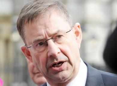 Fianna Fáil's Éamon Ó Cuív (file photo)