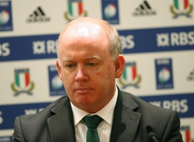 Who do you think should replace Declan Kidney as Ireland coach?
