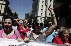 Greece forced to sack 15,500 public workers to keep EU funds