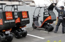 Soon you might be able to get McDonald's to deliver