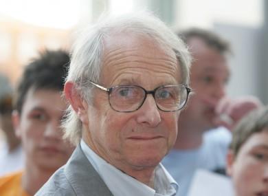 Film director Ken Loach (file photo)