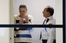 Irish nanny Aisling Brady McCarthy held without bail in Boston