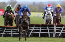 Hurricanes and headpieces: what you missed at Punchestown today
