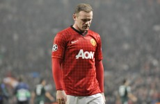 PSG admit interest in Rooney
