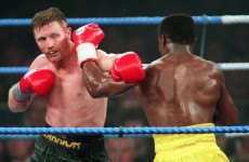 'We're 2 old guys trying to sort a grudge' – Steve Collins on his boxing comeback