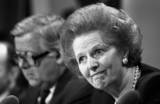 """Thatcher: """"You can't trust the Irish, they are all liars"""""""