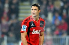 Dan Carter voices support for change to season structure