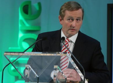 The Taoiseach will give the commencement address to Boston College graduates after receiving an honorary doctorate of his own.