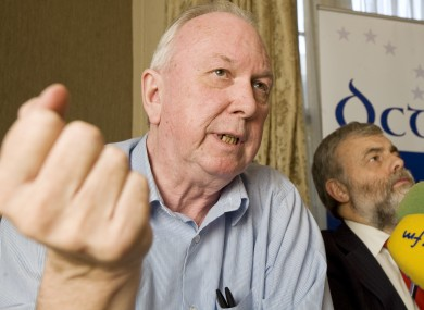 UNITE's Jimmy Kelly says cutting public pay will make Ireland's economy contract overall.