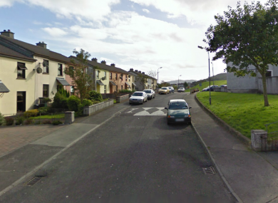Joe McDonnell Drive in Cranmore, Sligo