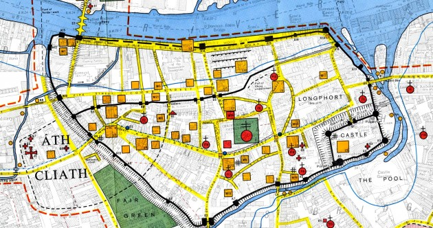 Ever wondered where medieval Dubliners went for a pint?