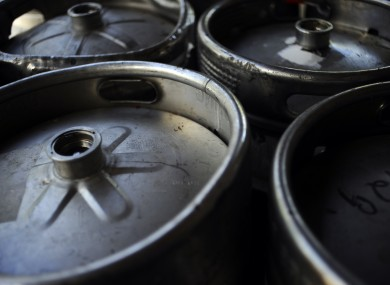 Items like beer kegs, copper wires, road signs, jewellry, lead roofs and goal posts are being reported stolen.