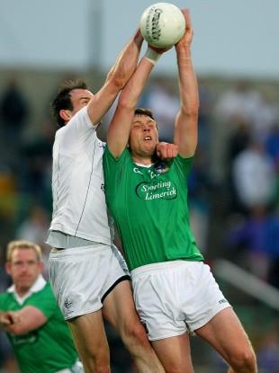 Limerick's Bobby O'Brien.