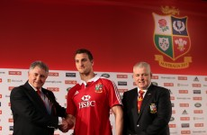 Warburton has referees' respect – Gatland