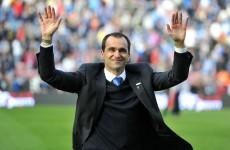 Roberto Martinez leaves Wigan, set for Everton talks