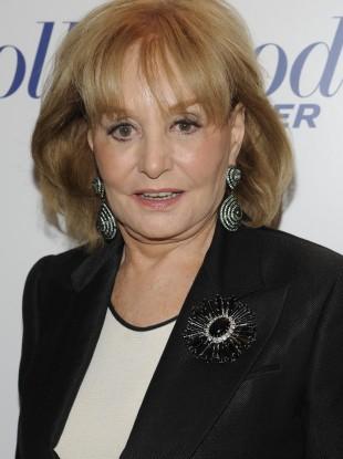 Barbara Walters (File photo)