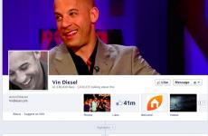 Vin Diesel: Facebook 'owes me billions of dollars'