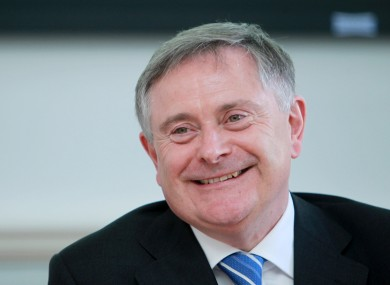 Good news for Brendan Howlin, as two more public sector unions agree to the Haddington Road pay deal.