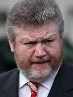 Heath Minister Dr James Reilly