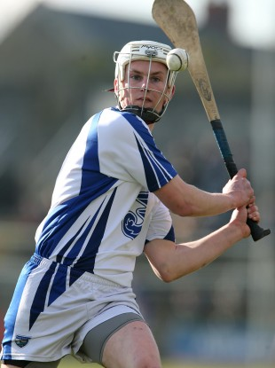 Waterford hurler Brian O'Halloran.