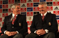 McGeechan: Gatland can lead Lions to victory