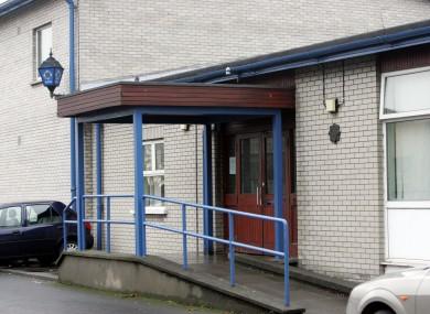 Coolock Garda Station.