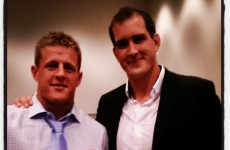 Devin Toner made NFL man mountain JJ Watt look small last night