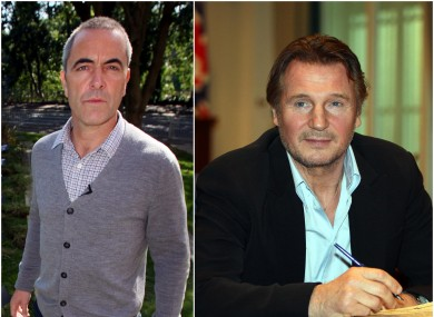Jimmy Nesbitt and Liam Neeson have appealed for information about victims that have been abducted and murdered during the troubles and their bodies never recovered.