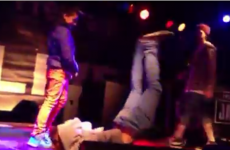 This is exactly how you shouldn't breakdance