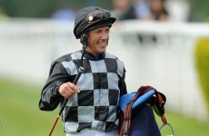 Dettori back in the saddle after drugs ban — and he's coming to Leopardstown