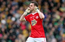 Tyrone goalkeeper Morgan ruled out for the season with knee injury