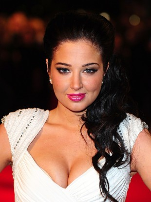 got X-Factor judge Tulisa  X Factor Judges Tulisa