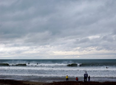 File photo of Tramore, Co Waterford.