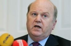 Noonan: People need to stop mucking around in Garda business