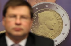 Just like us: Latvia will be using the euro from 1 January next year
