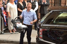 Royal baby offered place in Irish creche: The week's news skewed