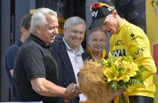 I'm no cheat like Lance Armstrong, says Chris Froome