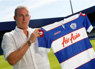Dunne has officially signed for QPR.