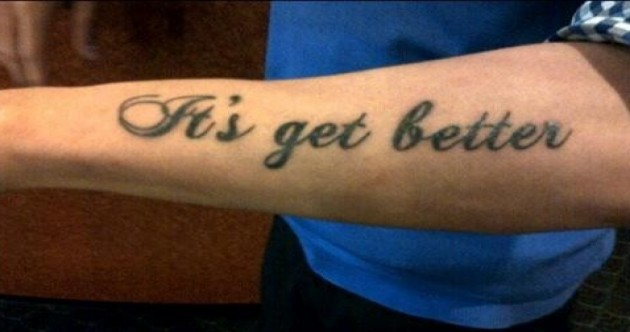 19 tattoos that make a great case for extra spelling and grammar in school