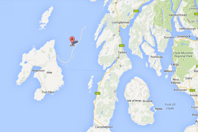 an Entire Scottish Island is