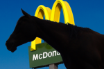 Woman ejected from McDonalds after her horse soils floor