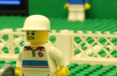 Relive Andy Murray's Wimbledon win through the magic of Lego