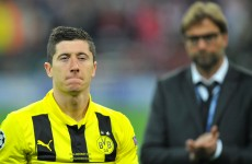 Jurgen Klopp confirms Lewandowski will join Bayern on a free next summer