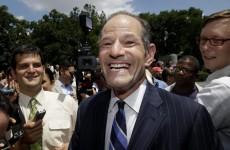 Ex-NY governor tries comeback after sex scandal, hopes for forgiveness