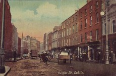 Dublin City Council unveils plans to regenerate Aungier St