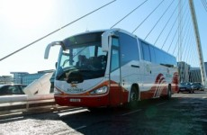 Bus Éireann investigate after woman is trapped in luggage hold